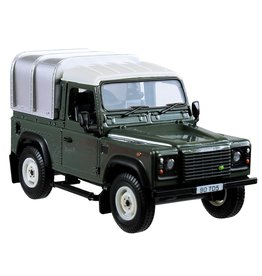 Britains BRITAINS LAND ROVER DEFENDER 90 + CANOPY
