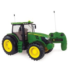 Britains BRITAINS RADIO CONTROLLED JOHN DEERE 6190R TRACTOR