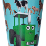 Tractor Ted Tractor Ted Bamboo Beaker - Baby Animals