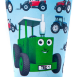 Tractor Ted Tractor Ted Bamboo Beaker - Tractor
