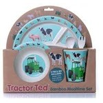 Tractor Ted TRACTOR TED BABY ANIMALS BAMBOO SET