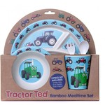 Tractor Ted TRACTOR TED TRACTOR BAMBOO SET