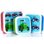 Tractor Ted TRACTOR TED SNACK POTS TRACTORS RED
