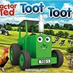 Tractor Ted Tractor Ted Toot Toot Book