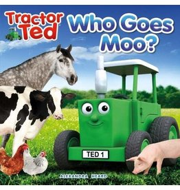 Tractor Ted Tractor Ted Who Goes Moo? Book