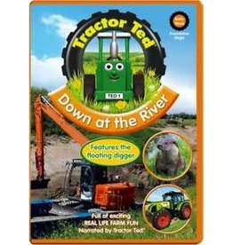 Tractor Ted TRACTOR TED DOWN AT THE RIVER DVD