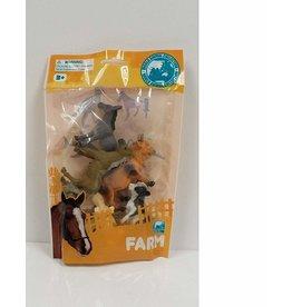Bruder FARM ANIMAL (6 PIECES)