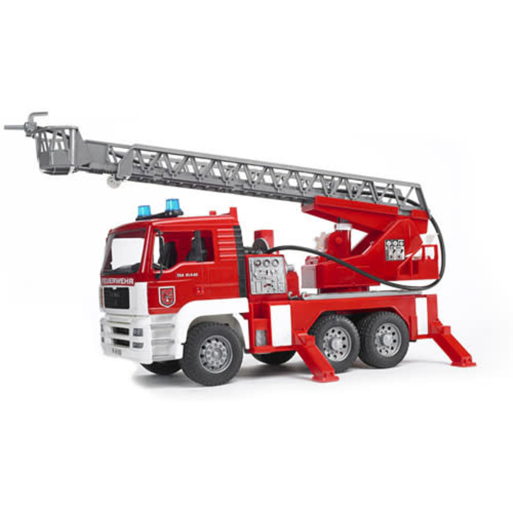 Bruder Bruder Man Fire Engine With Sounds & Lights