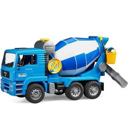 Bruder BRUDER MAN CEMENT MIXER