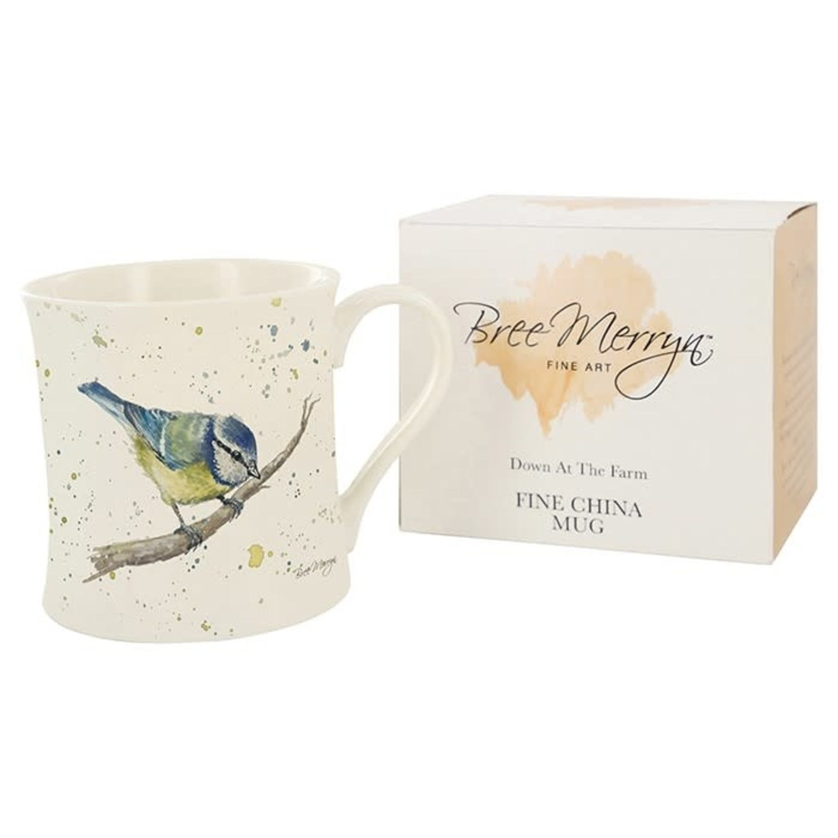 Bree Merryn Bree Merryn Mug Betty Blue Tit