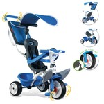 Smoby Smoby Baby Balade Blue Tricycle