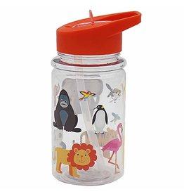Lesser & Pavey Little Stars Zoo Drink Bottle 420ml