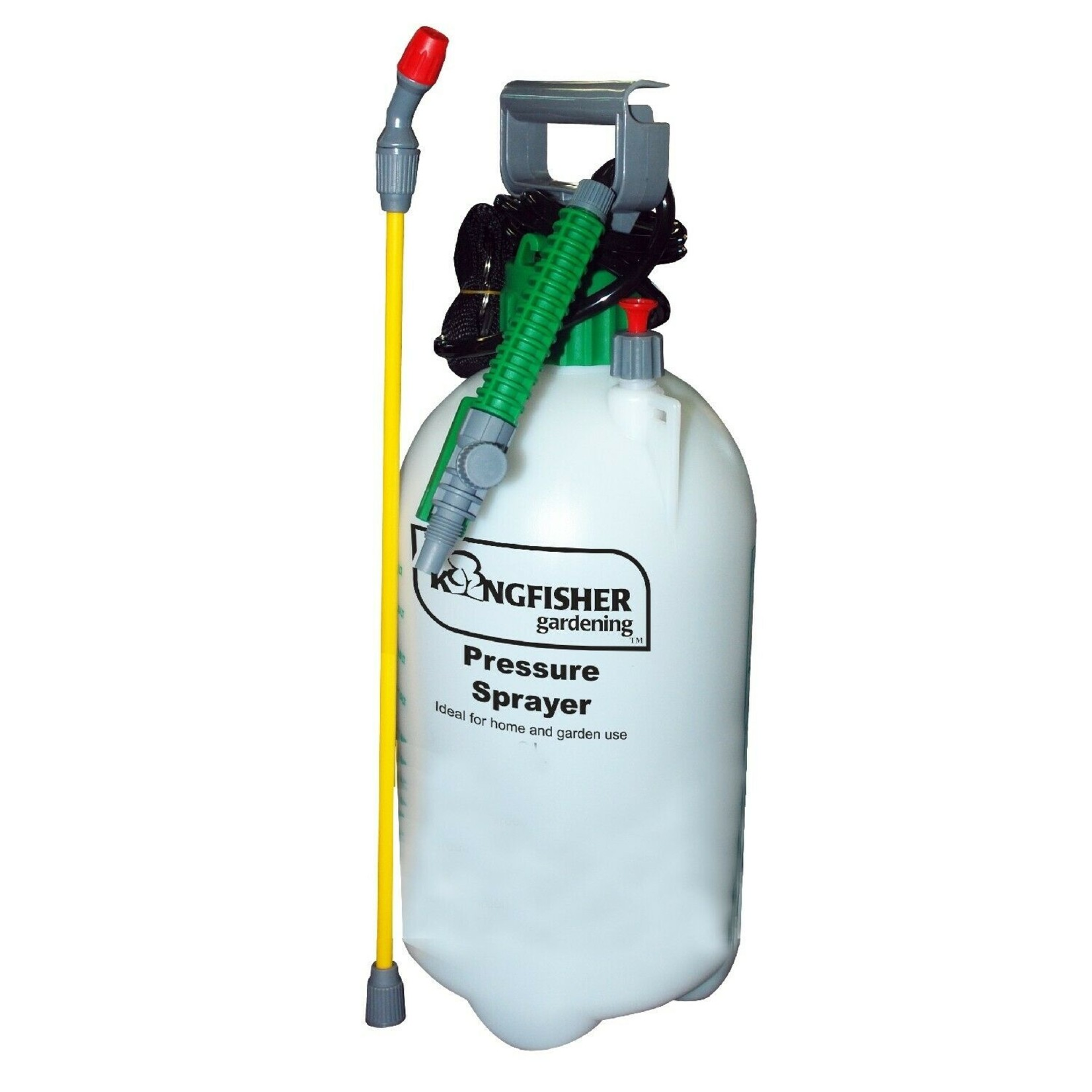 KingFisher 8 litre Pump Action Pressure Sprayer