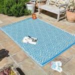 Smart Garden SMART GARDEN JUMBO ALFRESCO RUGS - ADANA 150 X 210 CM