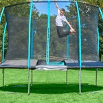 TP 10FT CHALLANGER TRAMPOLINE WITH SURROUND