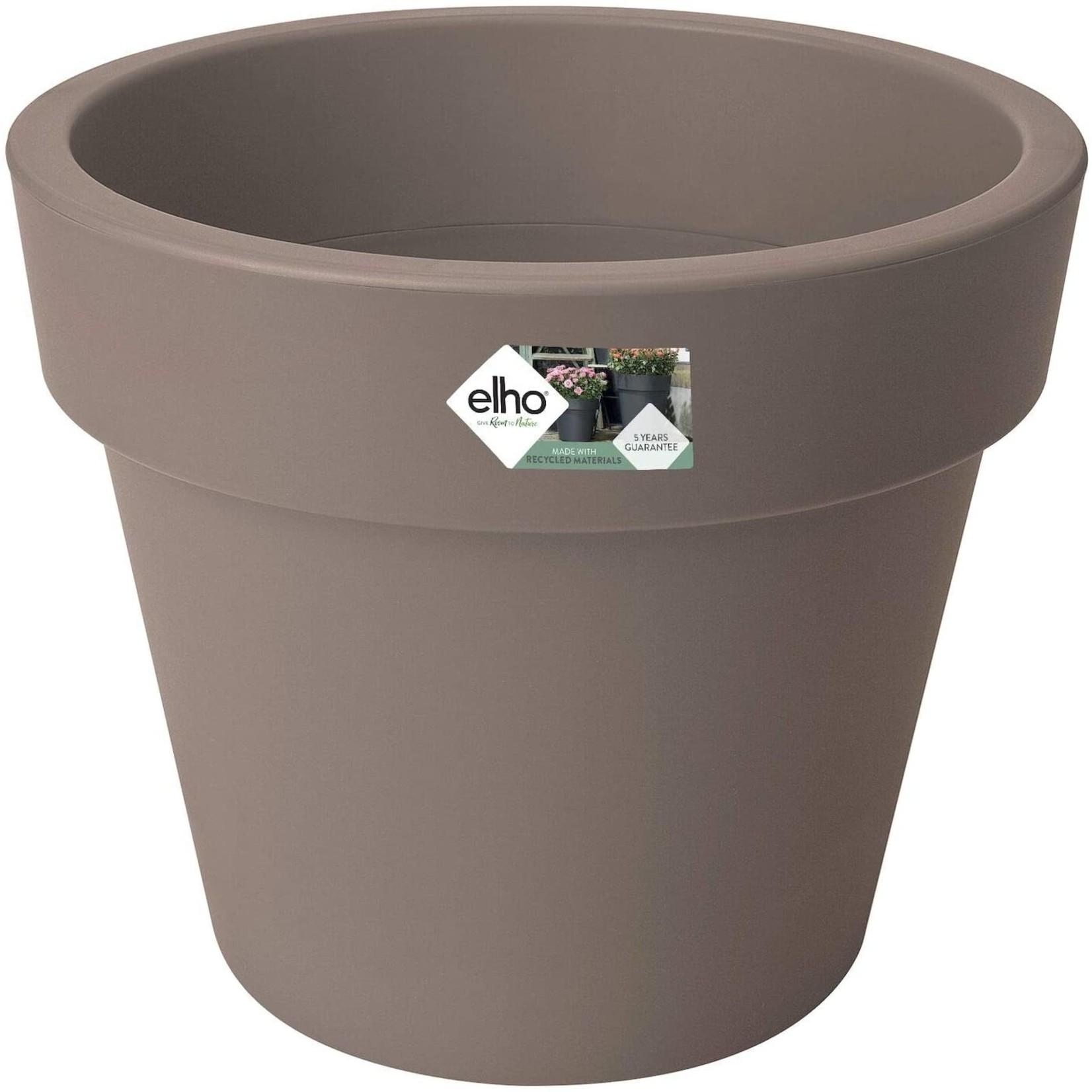 Elho Elho Top Planter 40Cm Taupe