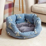 Zoon ZOON HEAD IN THE CLOUDS MEDIUM OVAL BED