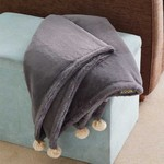 Zoon ZOON HEAD IN THE CLOUDS VELOUR COMFORTER 100 X 70CM