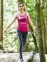 WARRIOR WOMEN Workout legging (grijs gemeleerd)