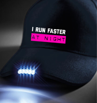WARRIOR WOMEN Pet: I Run faster at night