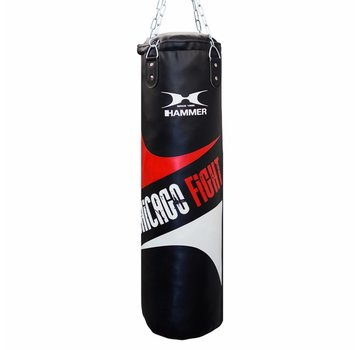 Hammer Boxing Hammer Bokszak Chicago Fight black 120 x 30 cm