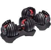 De Bowflex Max Trainer Bowflex™ SelectTech™ 552i 24 kg set