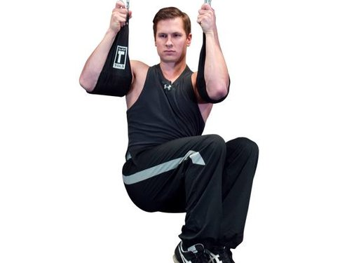 Body-Solid Body-Solid Abdo Slings - Stroppen