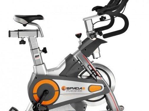BH Fitness BH I.SPADA II RACING Indoor Cycle met Bluetooth 4.0
