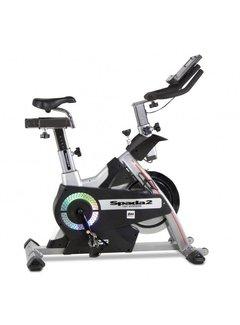 BH Fitness BH SPADA II Indoor Cycle met dubbele weerstand