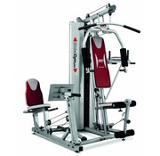 BH Fitness BH GLOBAL GYM Plus Homegym - met legpress en dipstation