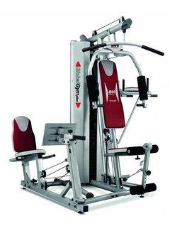 BH Fitness GLOBAL GYM Plus Homegym - met legpress en dipstation