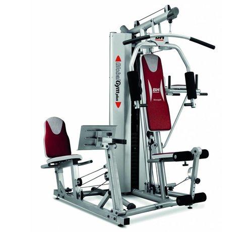 BH Fitness BH GLOBAL GYM Plus Homegym - met legpress en dipstation