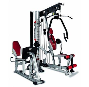 BH Fitness BH TT PRO krachtstation met Legpress