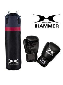 Hammer Boxing Set Cobra, Nylon, 100 cm