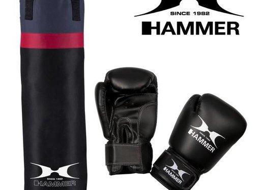 Hammer Boxing Hammer Boxing Set Cobra, Nylon, 100 cm