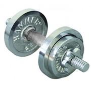Finnlo Fitness Finnlo 10 kg dumbbellset chroom