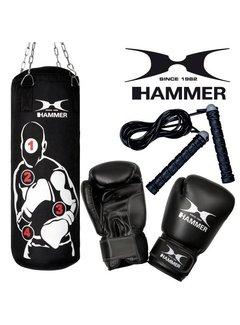 Hammer Boxing Set Sparring Pro, 80 cm
