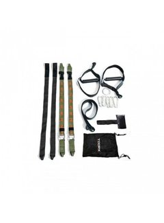 Toorx Fitness Functional Suspension Trainer FST-DOUBLE - met vrije handvatten