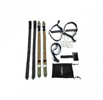 Toorx Fitness Toorx Functional Suspension Trainer FST-DOUBLE - met vrije handvatten