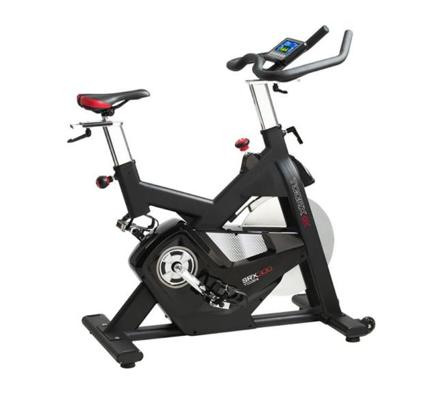 Toorx SRX-300 Indoor Cycle with Kinomap and programs
