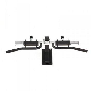 Toorx Fitness Toorx Chinning Bar BTM-R - Optrekstang Verstelbaar - Meerdere Grepen - 150 kg