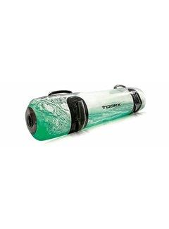 Toorx Fitness Powerbag Water Bag - transparant - PVC - 4 hendels - met kleurpoeders en pomp