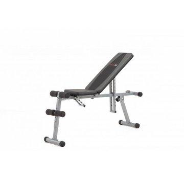 Toorx Fitness Toorx WBK-400 Inklapbare Buikspierplank en Trainingsbank