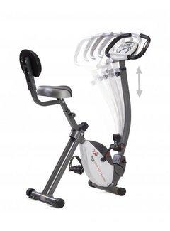 Toorx Fitness BRX-COMPACT MULTIFIT Inklapbare hometrainer met verstelbaar stuur
