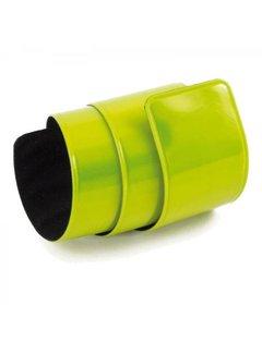 Toorx Fitness Veiligheidsband - Hardloop armband - Fluorgeel