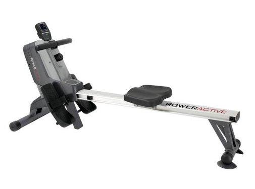 Toorx Fitness Toorx ROWER-ACTIVE Roeitrainer met hartslagontvanger