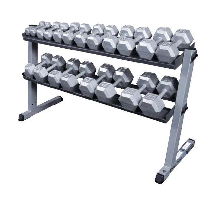 Body-Solid GDR60 - Dumbbell Rack