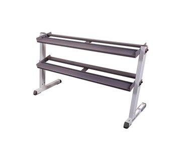 Body-Solid GDR60 - Dumbbell Rack