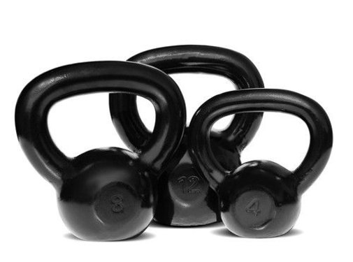Body-Solid Body-Solid - Kettlebell - Gietijzer