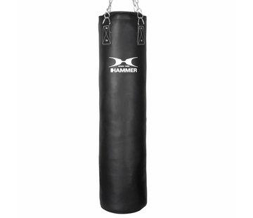 Hammer Boxing Hammer Bokszak, Kunstleer, Black Kick 180x35 cm